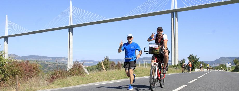 100km de Millau 2014: récit d'une aventure
