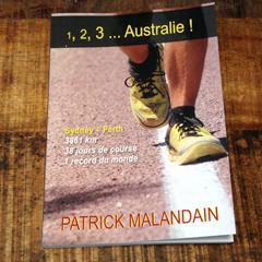 Livre: 1, 2, 3... Australie