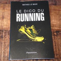 Livre: le Dico du Running