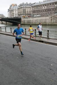 Ekiden de Paris 2014: relais 4