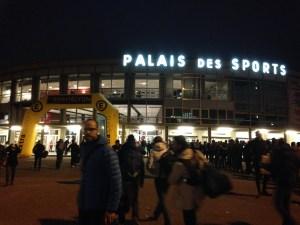 Saintelyon: Palais des sports