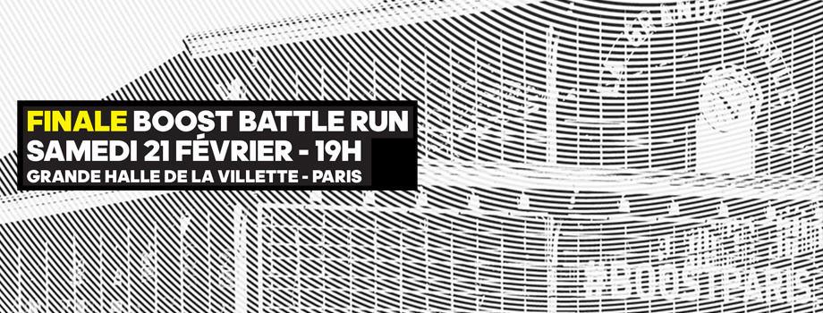 Boost Battle Run : Adidas confronte 10 quartiers de Paris