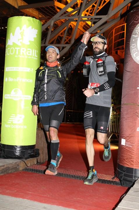 Ecotrail 80km: finishers