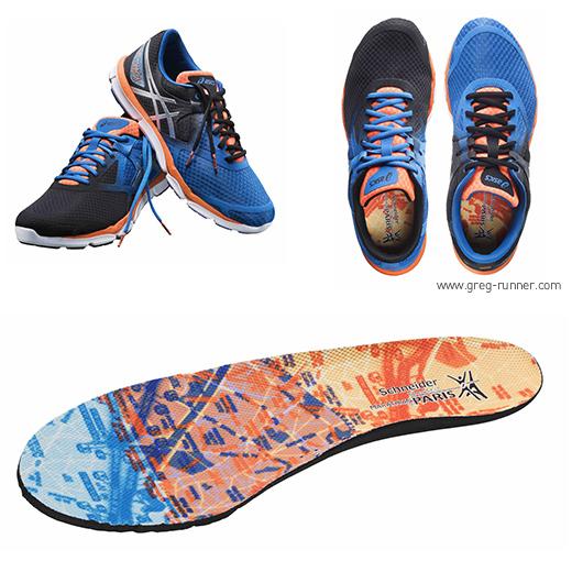 Asics: les 33-DFA édition Marathon de Paris