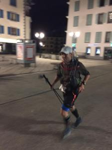 80km du Mont-Blanc: sprint final