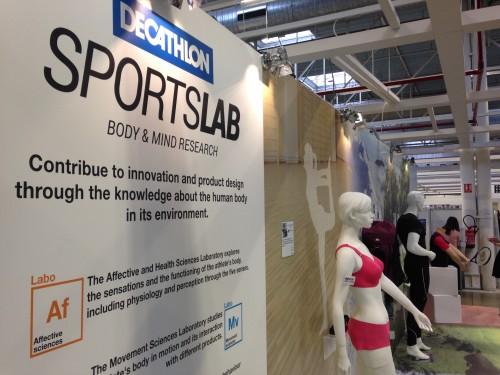 Décathon Sportslab