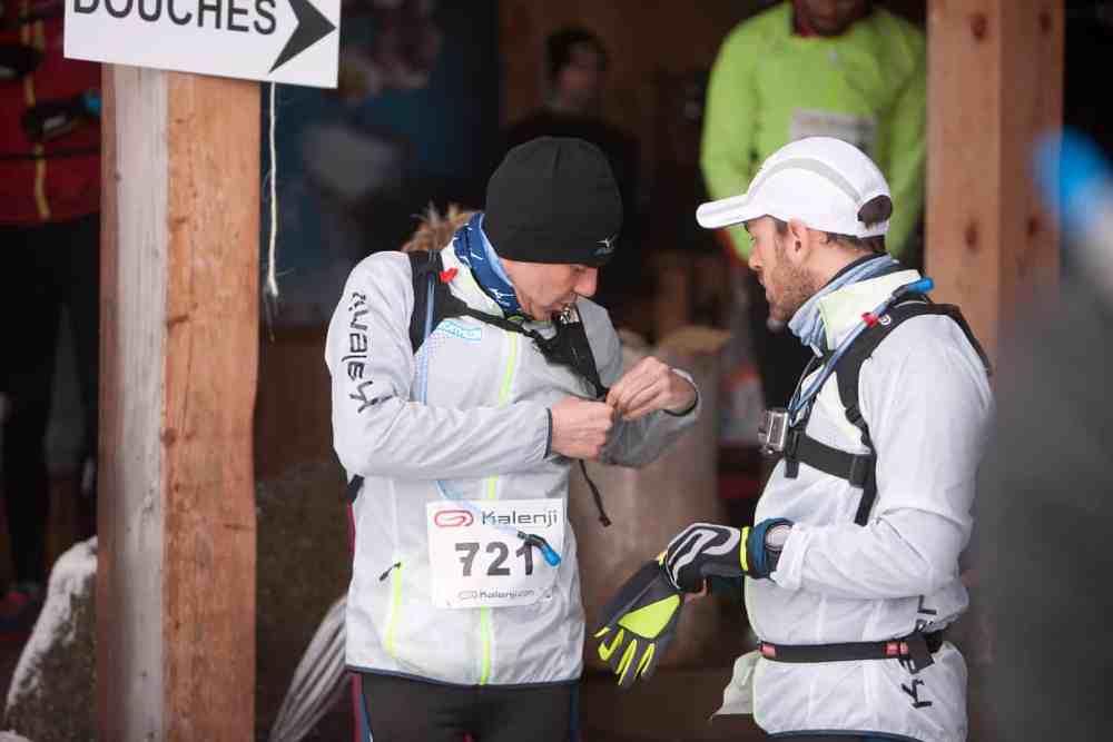 Trail Blanc des vosges 17km