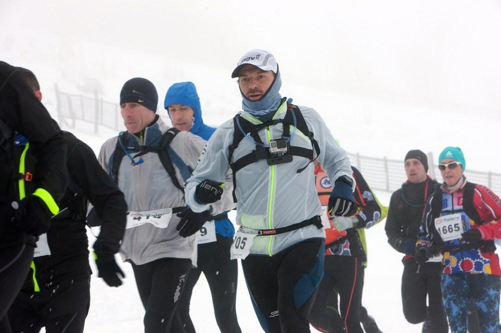 Trail Blanc des Vosges Greg Runner