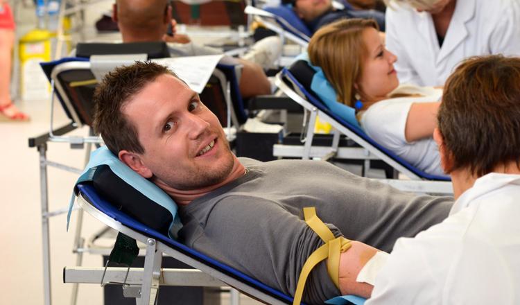 Le don du sang quand on est sportif, coureur ou traileur