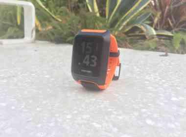 Tomtom Adventurer: montre GPS Outdoor