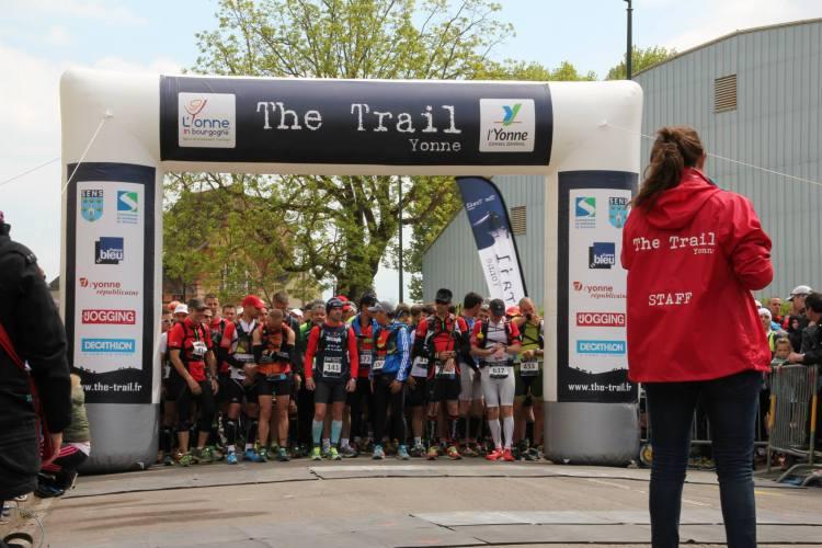 The Trail Yonne Sens