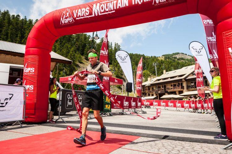 Vars Moutain Trail 2017: vainqueur Guillaume Charles