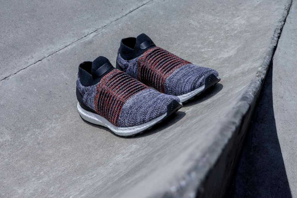 Adidas Ultraboost Laceless 2017 Rouge