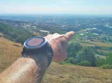 Navigation avec la Suunto Spartan Ultra