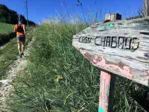 Trail off en Vercors: jour 1