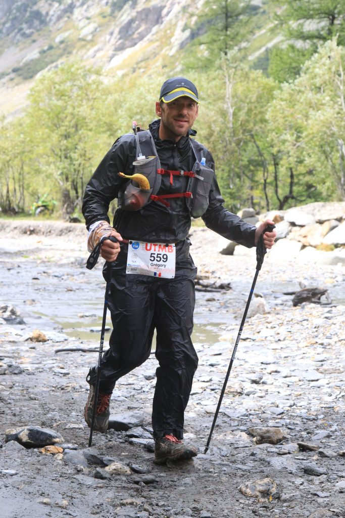 UTMB: En route pour le Grand Col Ferret