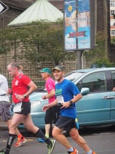 20km de Paris: à mi-parcours