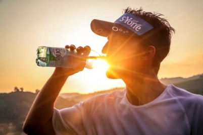 Saint Yorre, la boisson idéale pour le sport par temps de chaleur
