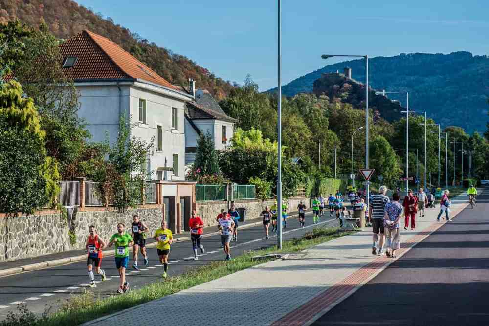 Semi marathon de Usti nad labem: la fin est proche