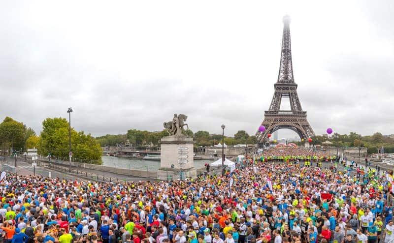 20km de Paris 2018: le départ