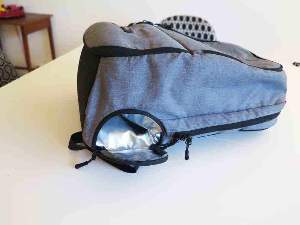 Le sac Isotherme