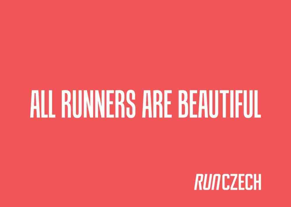 Marathon de Prague: all runners are beautifull
