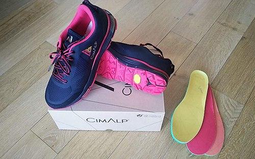 Chaussures de trail Cimalp 864 Drop Control