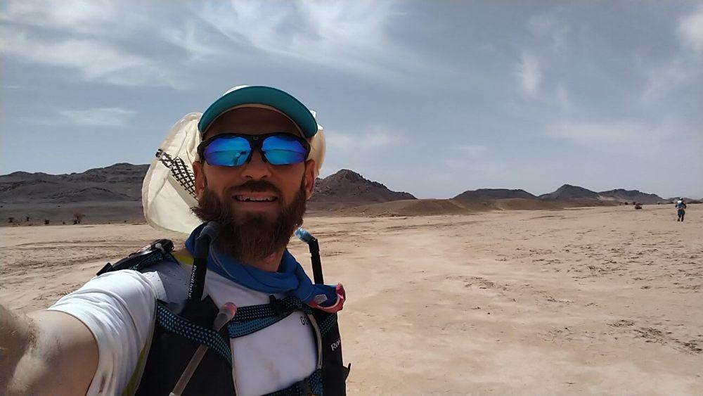 Etape 3 dans le desert