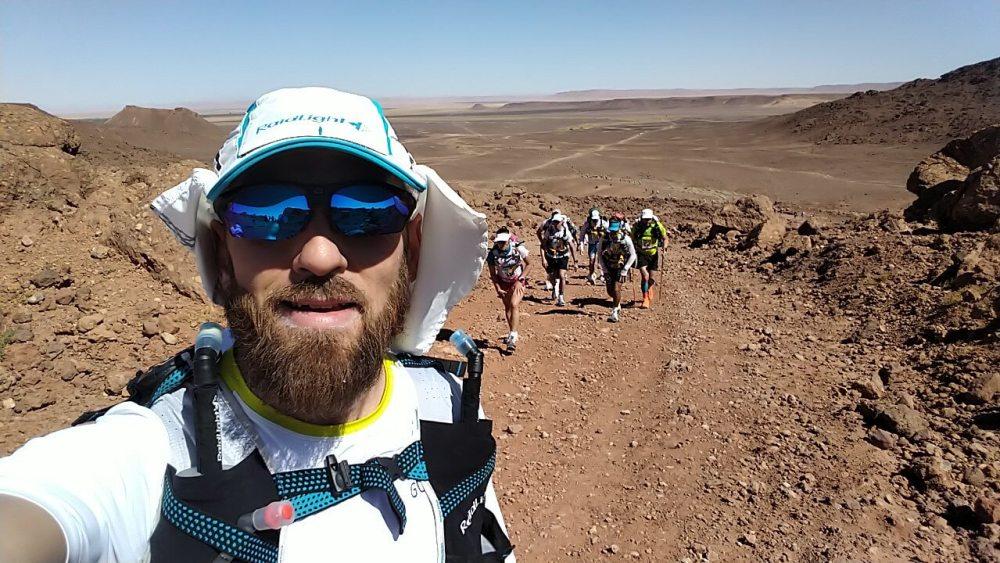Marathon Des Sables 2019: 1er jour de course