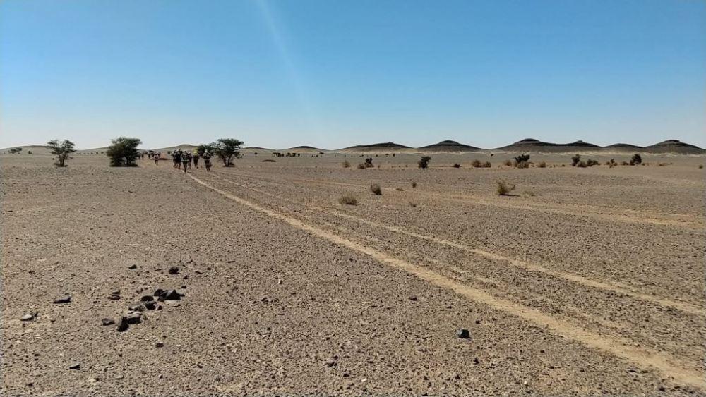 Marathon des Sables: des paysages magnifiques