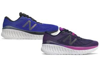 Chaussure running New Balance Fresh Foam More: une semelle oversize