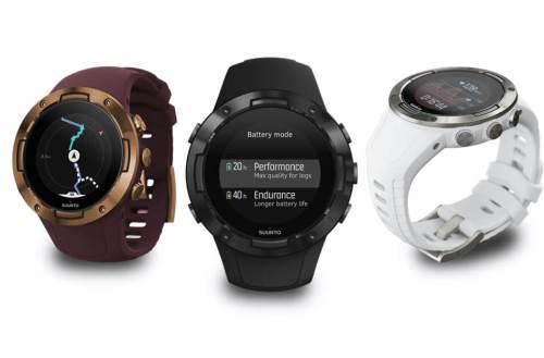 Suunto 5: la dernière montre GPS outdoor Multisports de Suunto