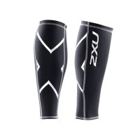 2XU calf compression sleeve slider