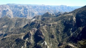 picture copper canyon Mexico
