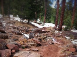 Mesa Trail in Boulder Colorado