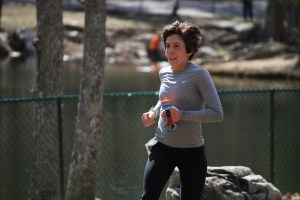 Picture of Emily Ansick at Mount Cheaha 50k Trail Ultra Marathon