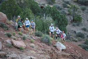 Picture of Mesa Climb at Zion 100