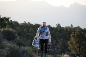 runner at zion 100