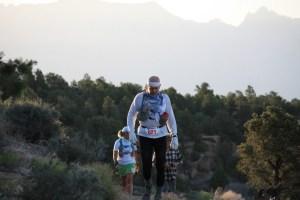 runner at zion 100