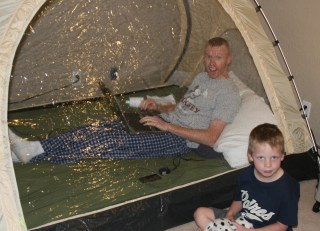 Hypoxico Altitude Systems Tent