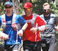 picture of matt williams at bryce 100 with craig lloyd