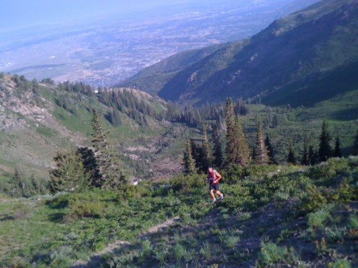 Wasatch 100 Course