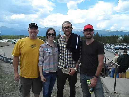 A Leadville Finish
