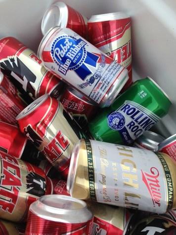 Antelope Canyon Beer Cooler