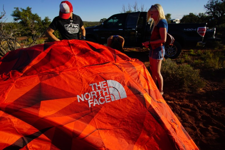 TNF Homestead Tent