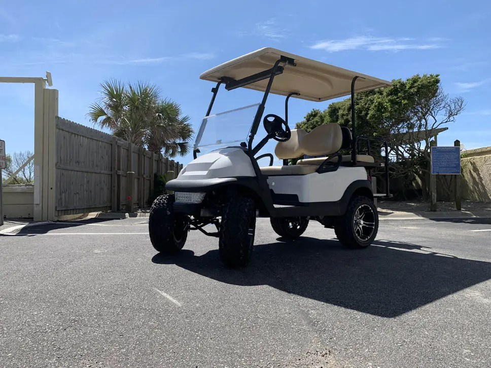 Golf Cart Rentals North Myrtle Beach