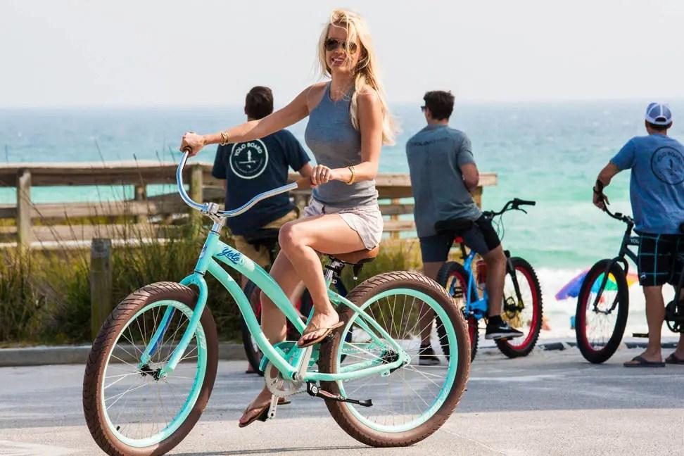 Yolo Beach Cruiser Bike
