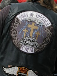 Sons of Thunder patch1979