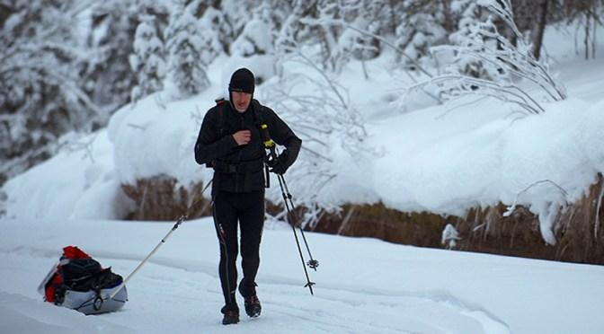 1: Casper Wakefield vinder Yukon Arctic Ultra – Danske Trailløbere