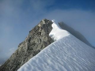 Summit Ridge On Whatcom Peak